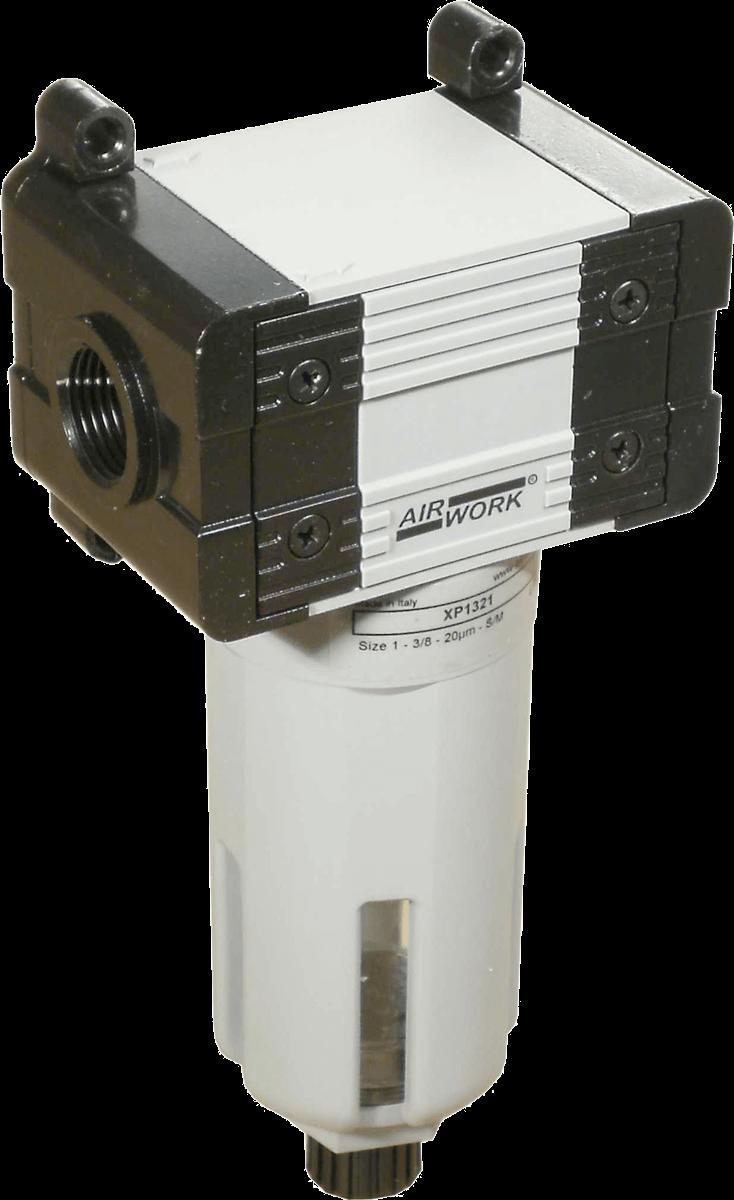Coalescer Filters XC 1-2-3