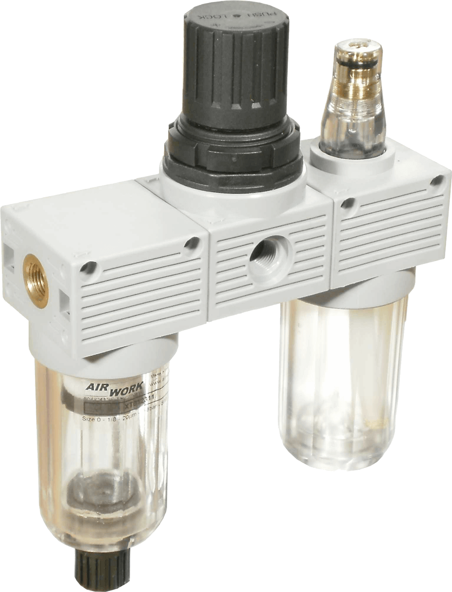 Filter + Regulator + Lubricator XT – MINI