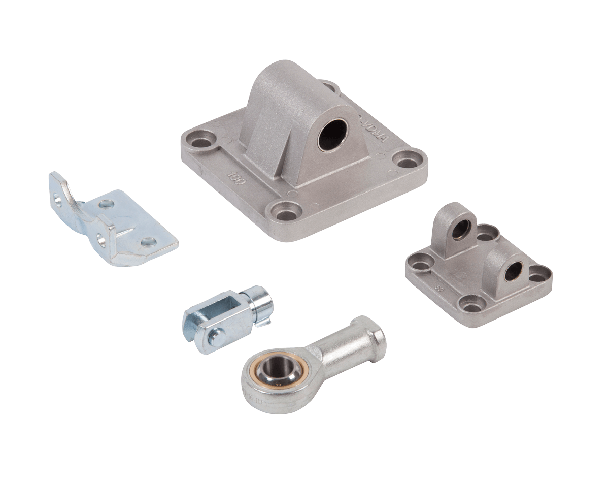 Accessories For Cylinders ISO 15552 and 21287