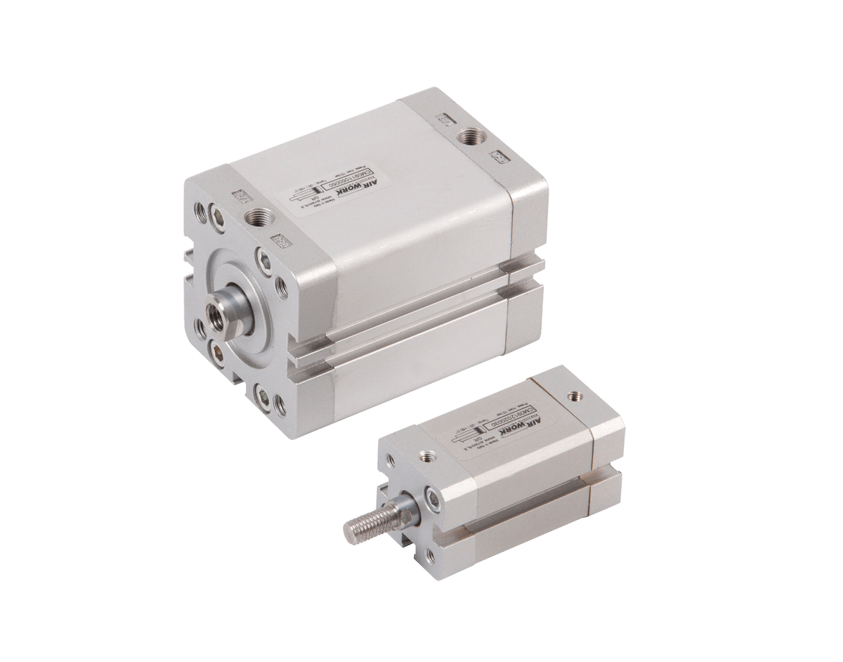 image showing a pneumatic cylinder iso 21287