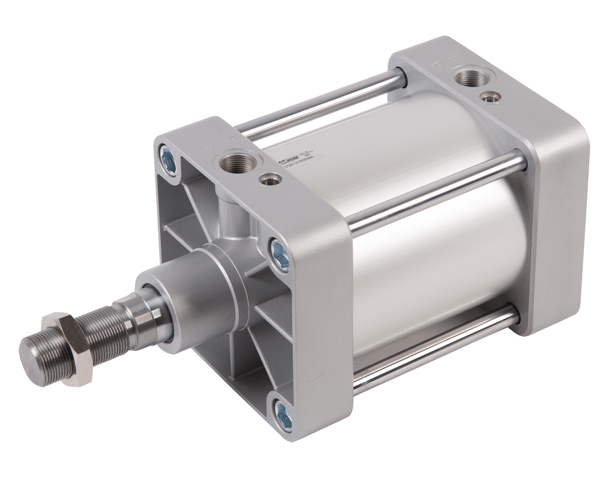 image showing a pneumatic cylinder iso 15552 with big diameter