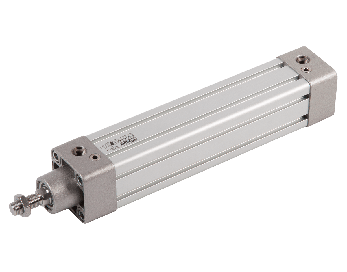 image showing a pneumatic cylinder iso 15552