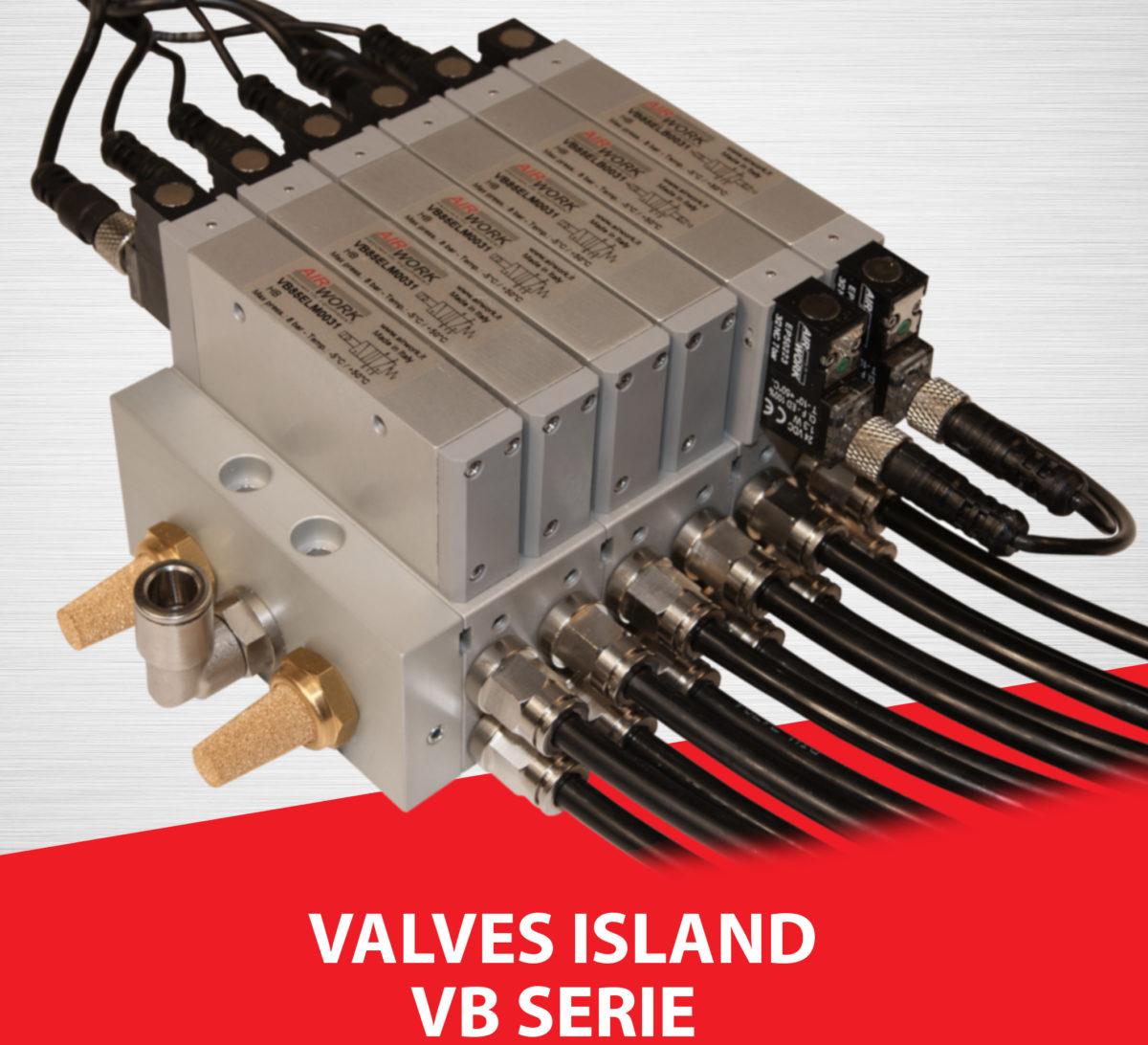Valve Island Series VB