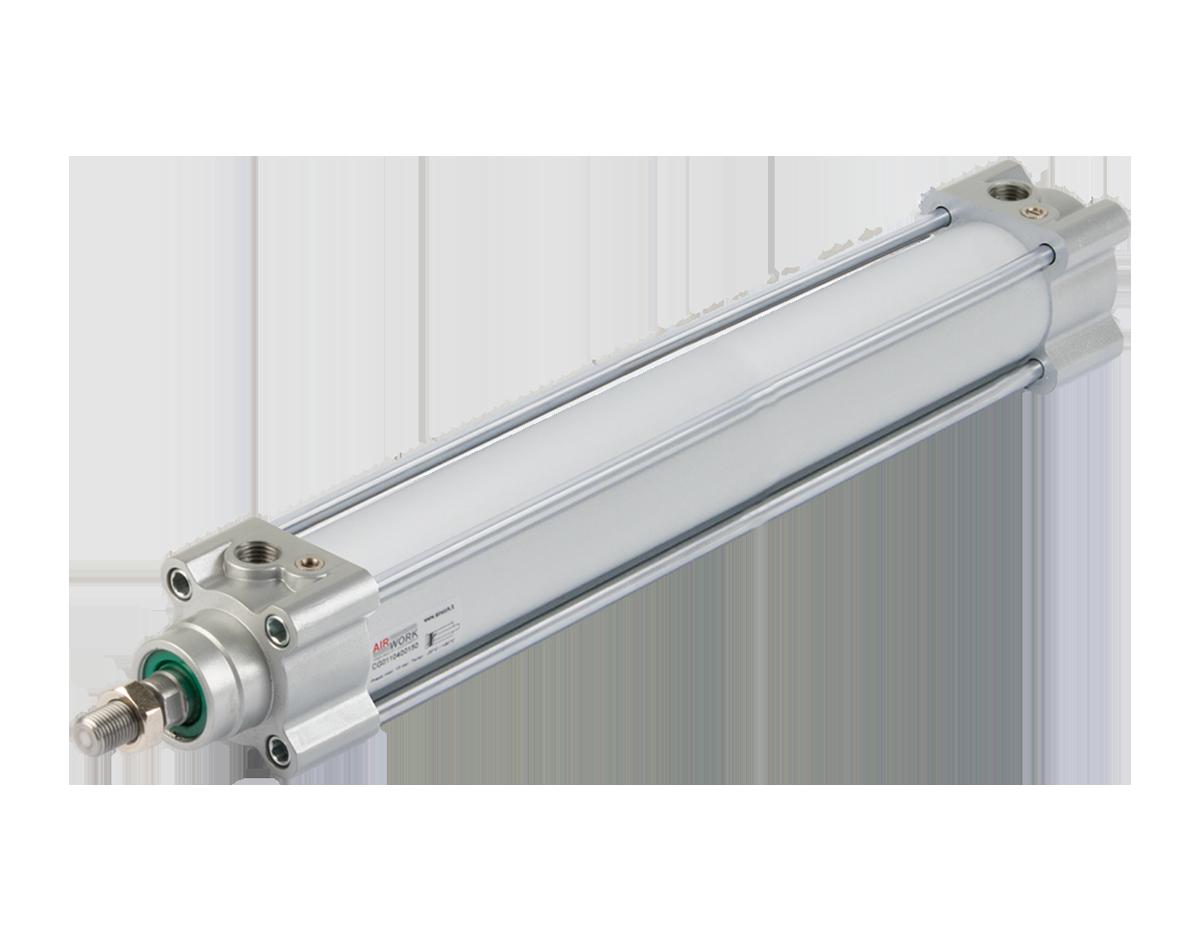 CG series ISO 15552 Tie-rods Pneumatic Cylinders Airwork